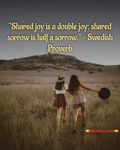 Mind-blowing Inspirational Quotes about true friendship