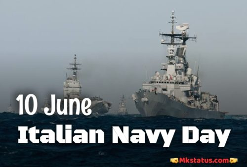 Navy Day in Italy greeting images