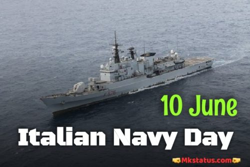 Navy Day in Italy 10 June