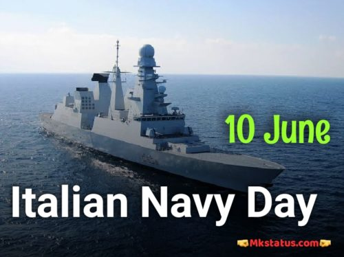 10 June Navy Day in Italy