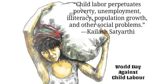 Child Labour Day 2020 Quotes