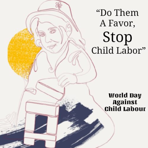 World Day Against Child Labour 2020 Slogan
