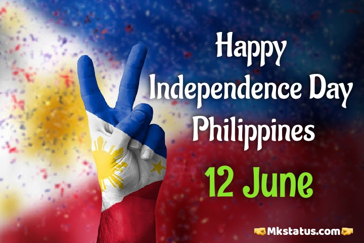 Independence Day Philippines wishes images for status