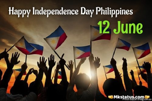 12 June Happy Independence Day Philippines 2020