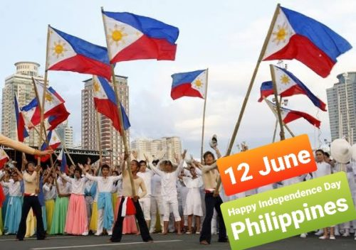 Happy Independence Day Philippines 2020