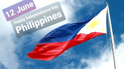 Independence Day Philippines wishes images for status & Dp