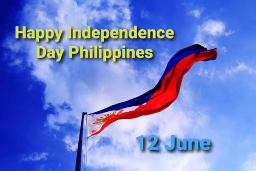 Download Happy Independence Day Philippines wishes images