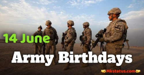 U.S. Army Birthday 2020 images for Instagram Status and DP
