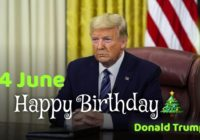 14 June Happy Birthday Mr. President wishes Images