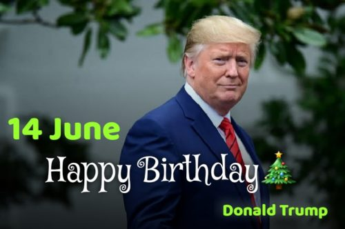 Best new 14 June Happy Birthday Mr. President wishes Images