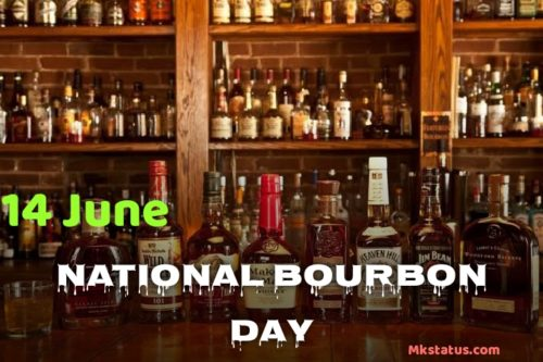 Top National Bourbon Day wishes images