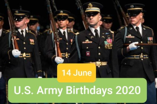 14 June Happy Army Birthday 2020 wishes images