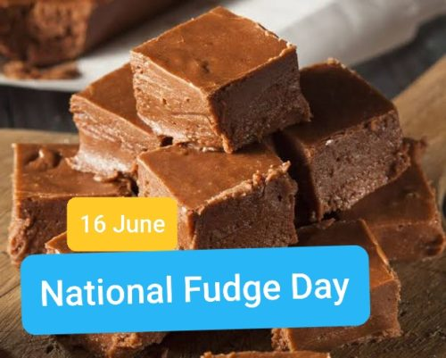 Happy National Fudge Day 2020 images for status