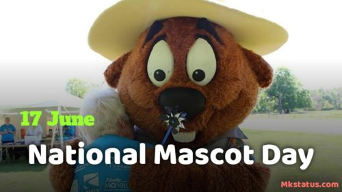 Download National Mascot Day 2020 wishes images