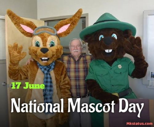 National Mascot Day 2020 wishes images for status