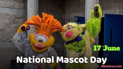 National Mascot Day 2020 wishes images