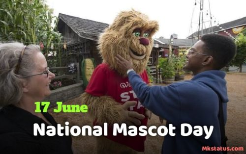 Happy National Mascot Day 2020 wishes photos