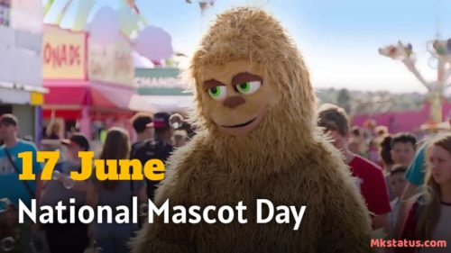 17 June National Mascot Day 2020 wishes photos and Images