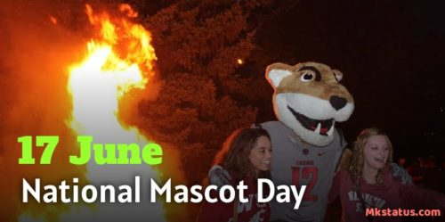 17 June National Mascot Day 2020 wishes photos