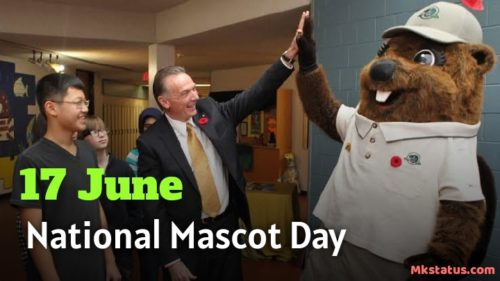 17 June National Mascot Day 2020 wishes images