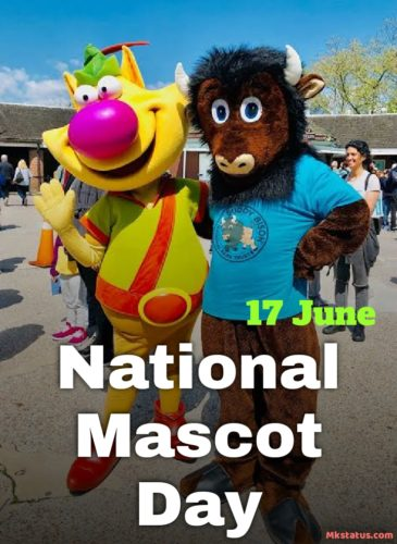 National Mascot Day 2020 wishes photos