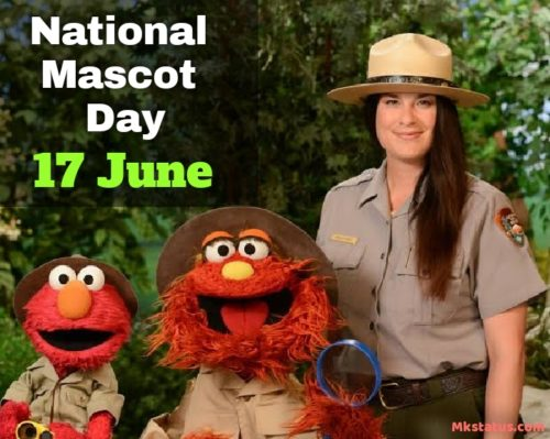 Happy National Mascot Day 2020 wishes images