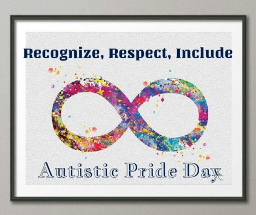 Autistic Pride Day Themes