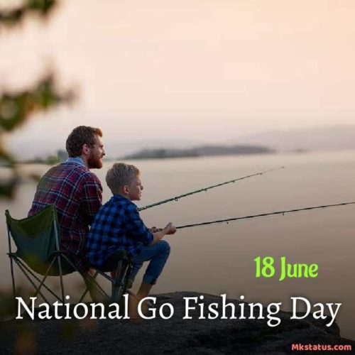 National Go Fishing Day 2020 photos