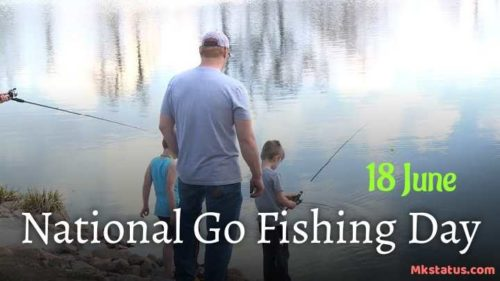 National Go Fishing Day 2020 wishes images