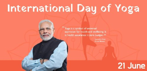 PM Modi Yoga Day 2020 Wishes Messages