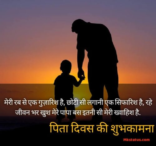 Popular Quotes in Hindi About Father Day