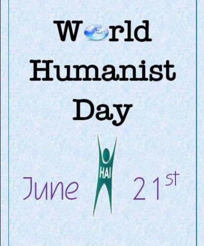 World Humanist Day 2020 Images 21 June