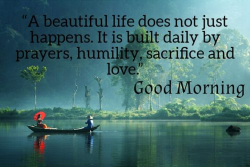 Beautiful Morning Quotes Images