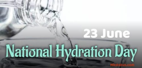Best new Hydration Day greeting images