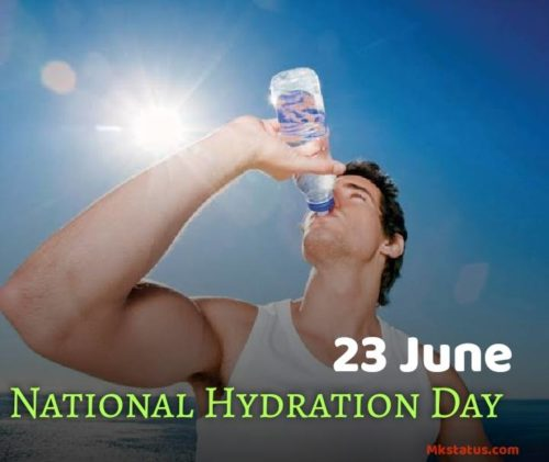 National Hydration Day 2021 wishes images