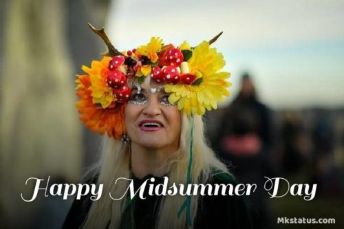 Midsummer Day images