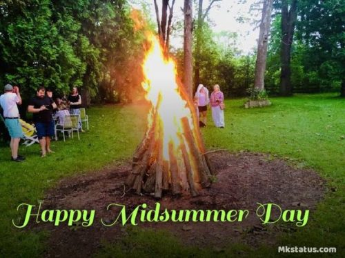 Happy Midsummer Day images