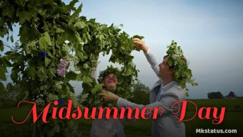 Midsummer Day images & photos