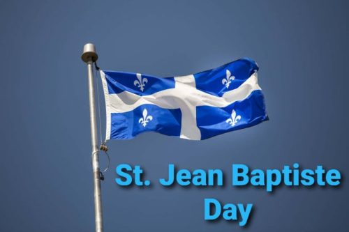 Happy St. Jean Baptiste Day wishes images
