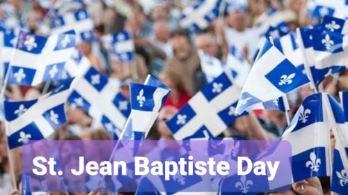 St. Jean Baptiste Day wishes images