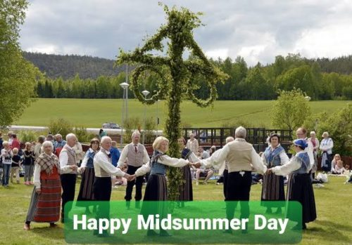 Midsummer Day 2020 images