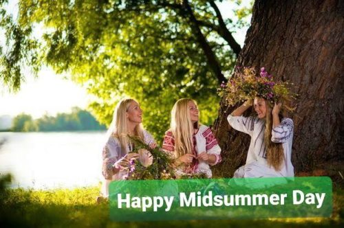 Happy Midsummer Day 2020 images