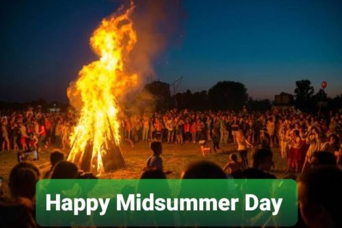 Celebrate this Happy Midsummer Day 2020 images
