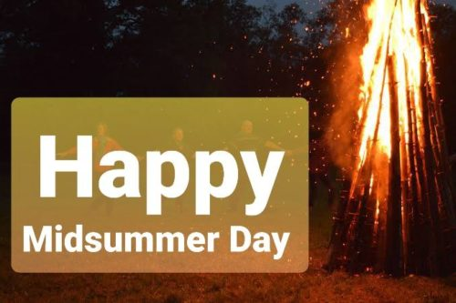Best new Happy Midsummer Day 2020 images
