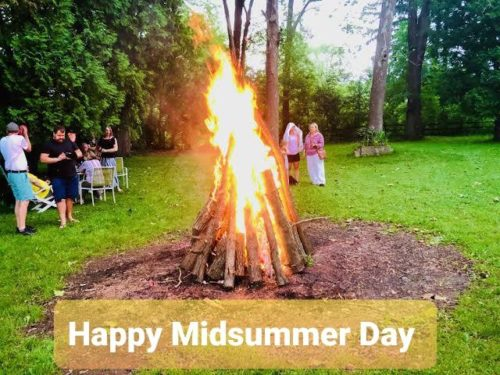 Celebrate this Happy Midsummer Day 2020 images for status