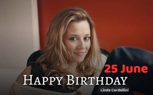 25 June Happy birthday Linda Cardellini Wishes Images