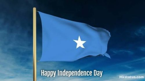 Happy Independence Day in Somaliland wishes images