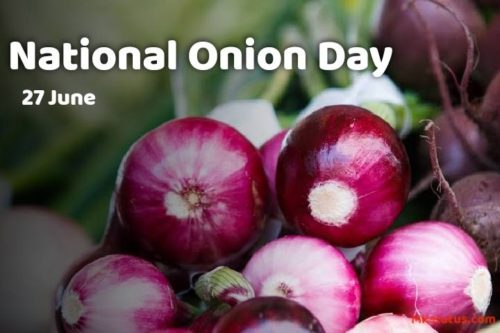 National Onion Day Wishes images