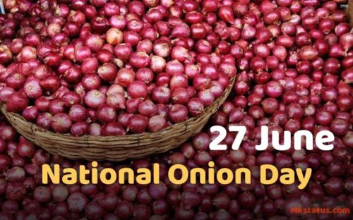 National Onion Day images