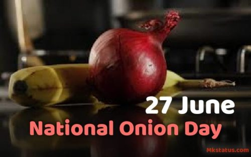 National Onion Day 2020 Wishes images